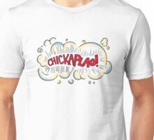 "Hamilton ""Chickaplao!"" Comic-style Merch Unisex T-Shirt"