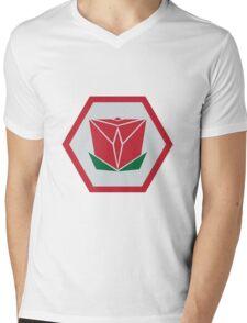 Desolate Divine Icon Mens V-Neck T-Shirt