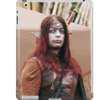 Monsters against Hobbits  8  Olao-Olavia by Okaio Créations fz 1000  c (h) iPad Case/Skin
