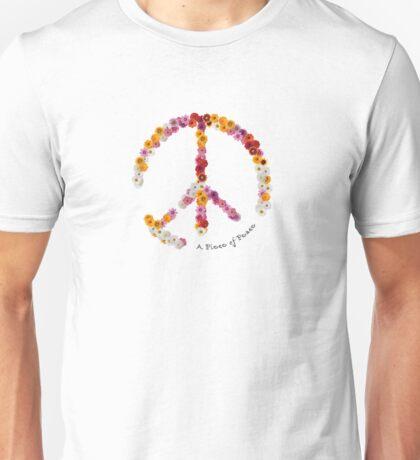 A Piece of Peace - 2016 Unisex T-Shirt