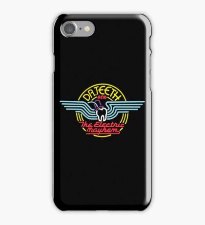 The Electric Mayhem iPhone Case/Skin