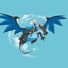 Master of Dragons by GoldenLegend
