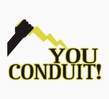You Conduit by FireFoxxy