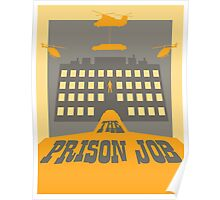 The Prison Job Poster
