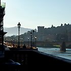 Florence by the Arno by Duncan Cunningham
