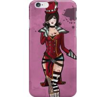 Mad Moxxi- Red iPhone Case/Skin