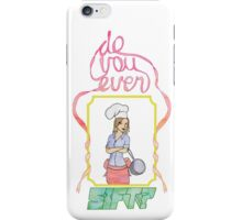 Do You Even Sift iPhone Case/Skin