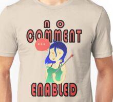 No comment aviable Unisex T-Shirt
