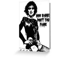 Don't You Panic! Greeting Card
