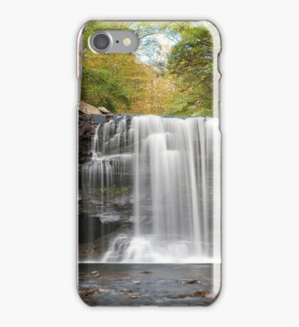 Harrison Wright's Fall Transition Begins iPhone Case/Skin