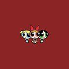 Powerpuff girls by NAAY