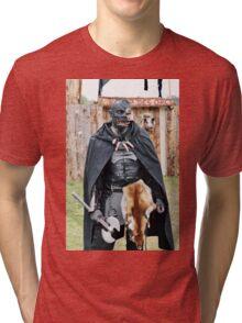 Monsters against Hobbits  12  Olao-Olavia by Okaio Créations fz 1000  c (h) Tri-blend T-Shirt