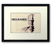 Hellraiser Framed Print