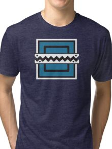 Frost Operator Icon Tri-blend T-Shirt