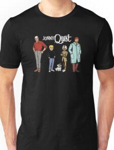 Jonny Quest Unisex T-Shirt