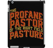 The Pastor iPad Case/Skin