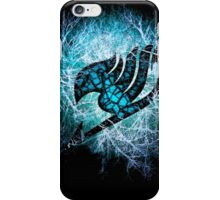 fairy tail energy iPhone Case/Skin