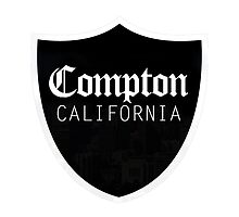 COMPTON, CALIFORNIA - TSHIRT by tylergang
