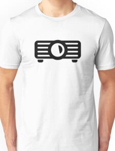 Projector Unisex T-Shirt