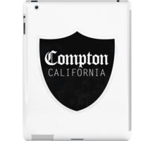 COMPTON, CALIFORNIA - TSHIRT iPad Case/Skin