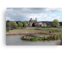 The Old Goulburn Brewery Canvas Print