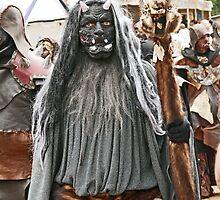 Monsters against Hobbits  13  Olao-Olavia by Okaio Créations fz 1000  c (h) by okaio caillaud olivier