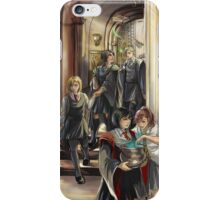 What's in the Cauldron? iPhone Case/Skin