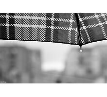 You can stand under my umbrella Photographic Print