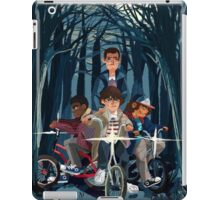 stranger things 4 squad  iPad Case/Skin