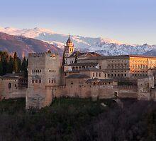 Alhambra by BeatrizGR