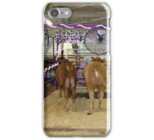 Bovine Bling iPhone Case/Skin