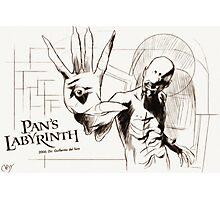 Pan's Labyrinth, El Laberinto Del Fauno Photographic Print