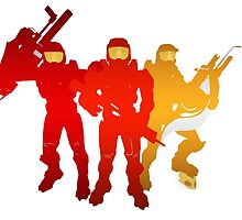 Red Team by TPceebee