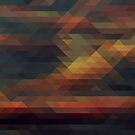 Geometric Pattern 9 by Jamie Harrington