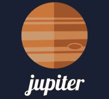 Planets - JUPITER by Phosphorus Golden Design
