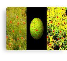 ***Eye Poppy-ing Canvas Print