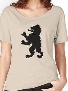 Bear heraldry Women's Relaxed Fit T-Shirt