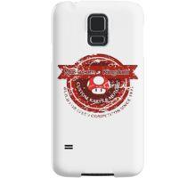 Mushroom Kingdom Custom Karts (Distressed Version) Samsung Galaxy Case/Skin