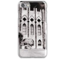 Berlin in the 90s Impression from the Pfaueninsel iPhone Case/Skin
