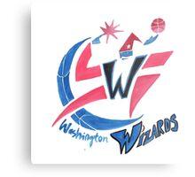 Washington Wizards Metal Print