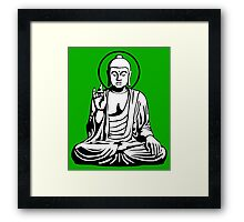 Young Buddha No.1 (2 colors) Framed Print