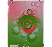 Double Bubble 2  iPad Case/Skin