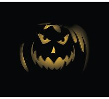 Evil Pumpkin but it was because of his upbringing by cartoon