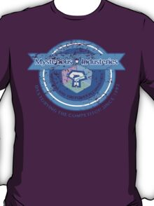 Mysterious Industries (Distressed Version) T-Shirt