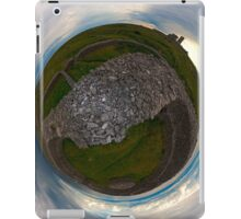 Dun Eochla, Inishmore, Aran Islands iPad Case/Skin
