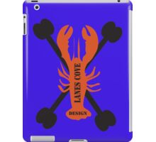 Lobster Cross Bones iPad Case/Skin