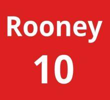 Wayne Rooney 10 by Sportsmad1
