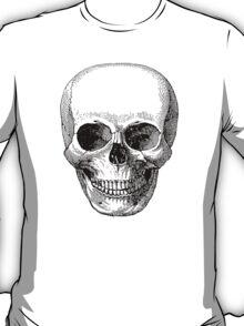 Classic Vintage Skull T-Shirt