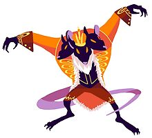 Mouse King by Malevolentmask