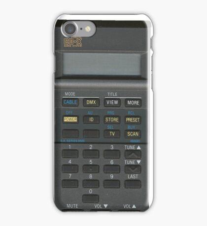 Vintage Calculator iPhone Case/Skin